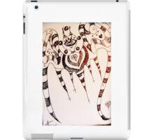 Batty Original Art by Atropine iPad Case/Skin