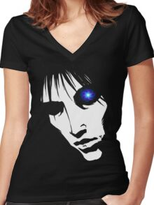 Lord Of Dreams Women's Fitted V-Neck T-Shirt