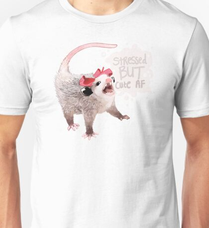 Cute AF Unisex T-Shirt