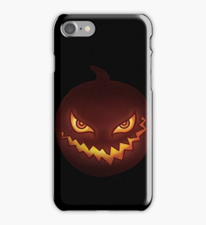 Jack O' Lantern iPhone Case/Skin