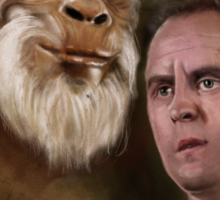 Harry and the Hendersons Sticker