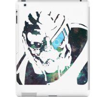 Space Garrus  iPad Case/Skin
