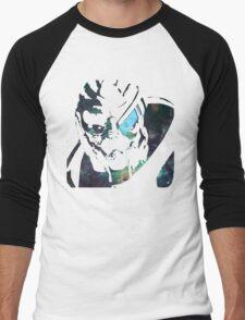 Space Garrus  Men's Baseball ¾ T-Shirt
