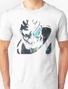 Space Garrus  Unisex T-Shirt