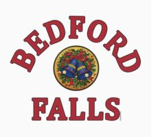 Bedford Falls with Bells Baby Tee