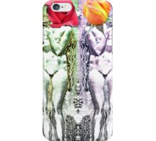 Body Language 17 iPhone Case/Skin