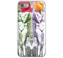 Body Language 17 iPhone Case/Skin