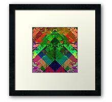 Beauty In Symmetry Framed Print