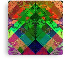 Beauty In Symmetry Canvas Print