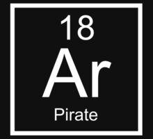 Ar Pirate by DesignFactoryD