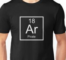 Ar Pirate Unisex T-Shirt