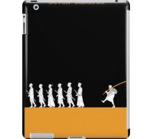 Seven Samurai  iPad Case/Skin