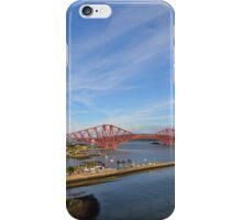 Rail Bridge in autumn iPhone Case/Skin