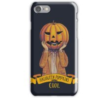 Doctor Who Halloween iPhone Case/Skin