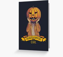 Doctor Who Halloween Greeting Card