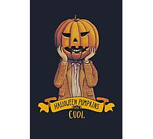Doctor Who Halloween Photographic Print