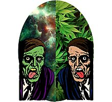2 Faced Photographic Print
