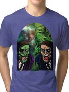 2 Faced Tri-blend T-Shirt