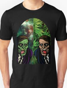 2 Faced Unisex T-Shirt