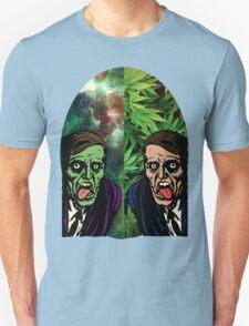 2 Faced Unisex T-Shirt