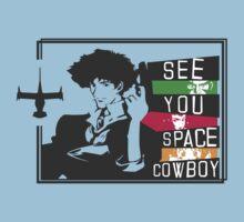 See you Space Cowboy Kids Tee