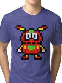 Pixel Sunny Tri-blend T-Shirt