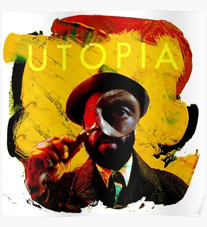 Rounding Utopia Poster