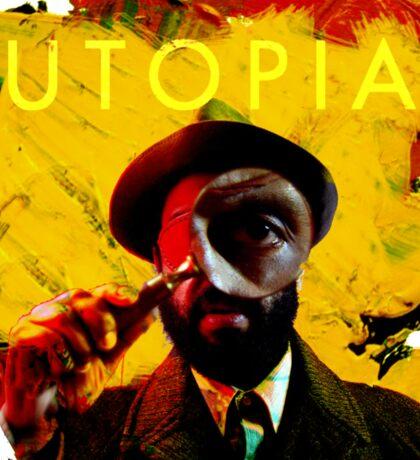 Rounding Utopia Sticker