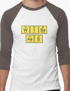 Wise Ass Men's Baseball ¾ T-Shirt