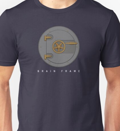 Brain Frame Unisex T-Shirt