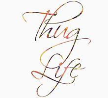 Thug life Calligraphy  Unisex T-Shirt
