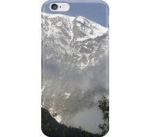 solo lassù io ti ho ritrovato....Monte Rosa - Italy - iPhone Case/Skin
