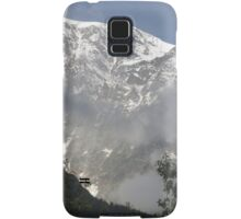 solo lassù io ti ho ritrovato....Monte Rosa - Italy - Samsung Galaxy Case/Skin