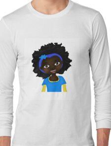 Nini às Cores Long Sleeve T-Shirt