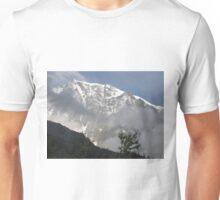 solo lassù io ti ho ritrovato....Monte Rosa - Italy - Unisex T-Shirt