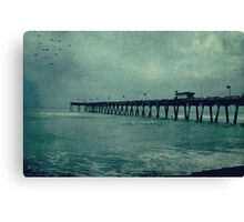 The Fourth Wave Canvas Print