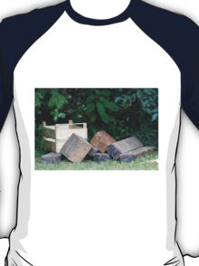 wood in the park T-Shirt