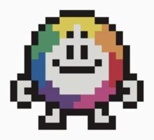 Pixel Willy Baby Tee