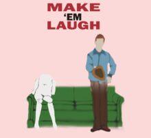 Make 'Em Laugh Kids Clothes