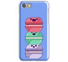 Macaron buddies iPhone Case/Skin