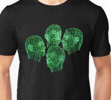 Kraftwerk 3D design for your 2016-2017 3D concert! Unisex T-Shirt