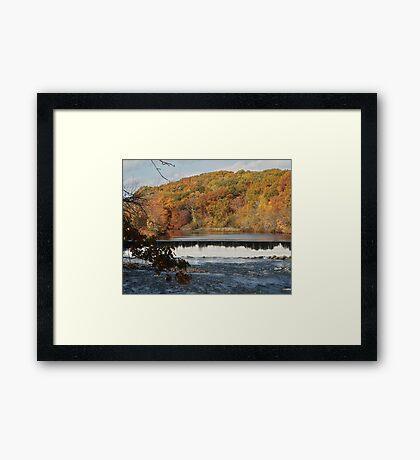 Late Autumn Framed Print
