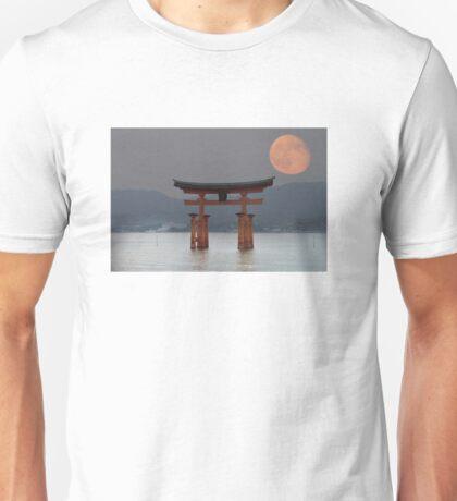 gate of Hiroshima Unisex T-Shirt