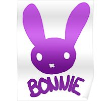 Bonnie the Bunny Poster