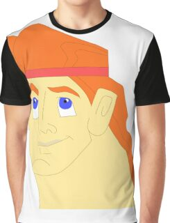 Hercules Graphic T-Shirt