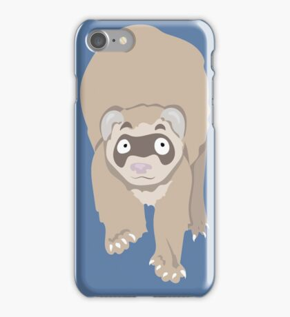 On The Way To Steal Your Stuff iPhone Case/Skin