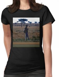 Out Of Africa Womens Fitted T-Shirt