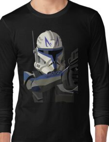 Captain Rex Long Sleeve T-Shirt