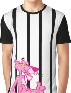 Pink Panther Graphic T-Shirt