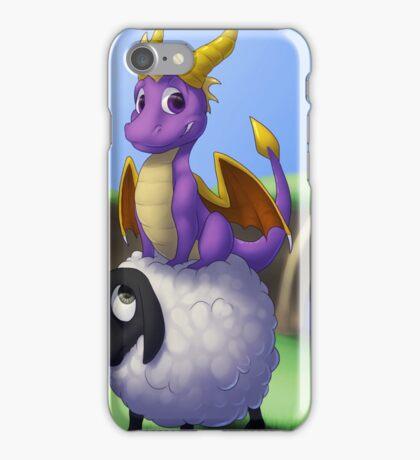 Poor Sheep iPhone Case/Skin